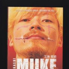Livros em segunda mão: TAKASHI MIIKE - LA PROVOCACION QUE LLEGO DE ORIENTE / ANGEL SALA,. Lote 49257153
