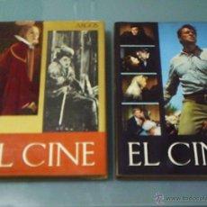 Libros de segunda mano: EL CINE. 2 TOMOS. ARGOS.. Lote 49429070