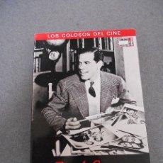 Libri di seconda mano: LOS COLOSOS DEL CINE. FRANK CAPRA. Lote 49432768