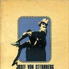 Libros de segunda mano: JOSEF VON STERNBERG : EL ÁNGEL AZUL (CINE CLUB ERA, 1966). Lote 49920428