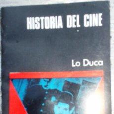Libros de segunda mano: LIBRO LA HISTORIA DEL CINE. Lote 49931467
