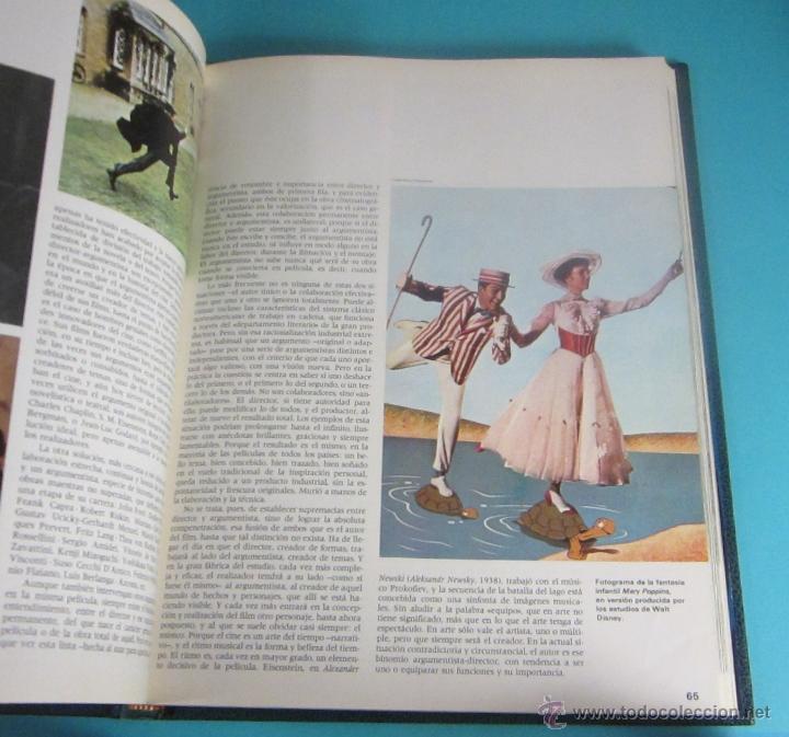 Libros de segunda mano: TOMO 5 DE EL CINE, LA ENCICLOPEDIA DEL 7º ARTE. BURU LAN - Foto 2 - 49987259