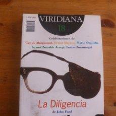 Libros de segunda mano: VIRIDIANA. Nº 18. LA DILIGENCIA.JOHN FORD. ED.ARCE 1997. Lote 50057499