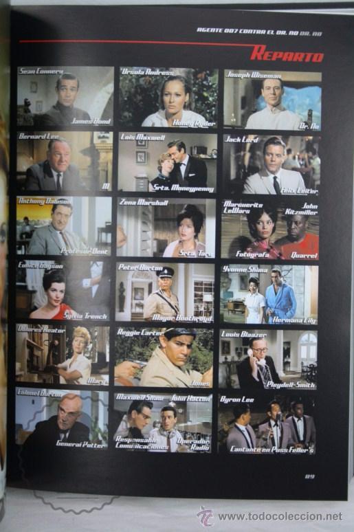 Libros de segunda mano: Libro Su Nombre es Bond, James Bond. La Guía Definitiva de 007 - Ed. T&B Editores, Año 2006 - Foto 3 - 50121455