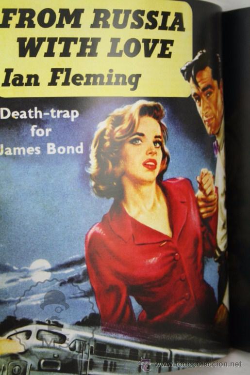 Libros de segunda mano: Libro Su Nombre es Bond, James Bond. La Guía Definitiva de 007 - Ed. T&B Editores, Año 2006 - Foto 6 - 50121455
