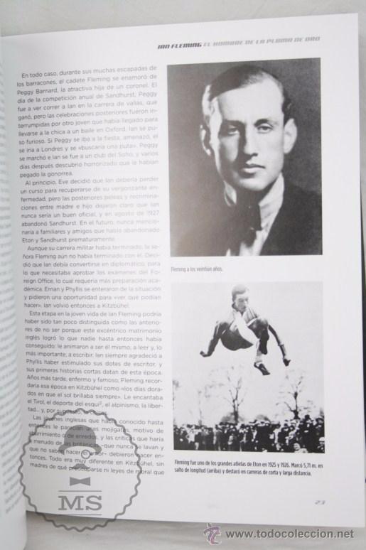 Libros de segunda mano: Libro Su Nombre es Bond, James Bond. La Guía Definitiva de 007 - Ed. T&B Editores, Año 2006 - Foto 8 - 50121455