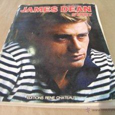 Libros de segunda mano: JAMES DEAN STORY EDITIONS RENE CHATEAU - SABATHE 1975. Lote 50231201