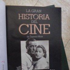 Libros de segunda mano: LA GRAN HISTORIA DEL CINE. TERENCI MOIX. 3 TOMOS. Lote 50234355
