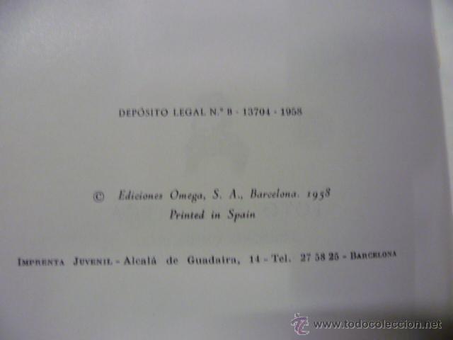 Libros de segunda mano: COMO CONSTRUIR UN FILM 8 MM, 95, 16 DEL ESCENARIO A LA PROYECCION.GEORGES REGNIER. 1958. 213 PAG - Foto 3 - 50373631