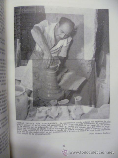 Libros de segunda mano: COMO CONSTRUIR UN FILM 8 MM, 95, 16 DEL ESCENARIO A LA PROYECCION.GEORGES REGNIER. 1958. 213 PAG - Foto 4 - 50373631