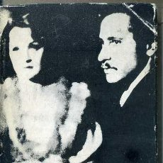Libros de segunda mano: SANTOS FONTENLA : JOSEF VON STERNBERG (SAN SEBASTIAN, 1969). Lote 50687645