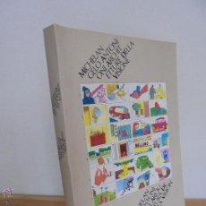 Libros de segunda mano: MICHELANGELO ANTONIONI ARCHITETTURE DELLA VISIONE. EDICION ITALIANO-ESPAÑOL. VER FOTOS ADJUNTAS.. Lote 50722062