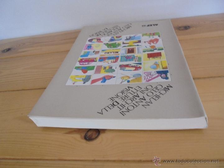 Libros de segunda mano: MICHELANGELO ANTONIONI ARCHITETTURE DELLA VISIONE. EDICION ITALIANO-ESPAÑOL. VER FOTOS ADJUNTAS. - Foto 6 - 50722062