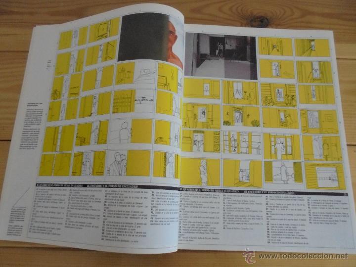 Libros de segunda mano: MICHELANGELO ANTONIONI ARCHITETTURE DELLA VISIONE. EDICION ITALIANO-ESPAÑOL. VER FOTOS ADJUNTAS. - Foto 8 - 50722062