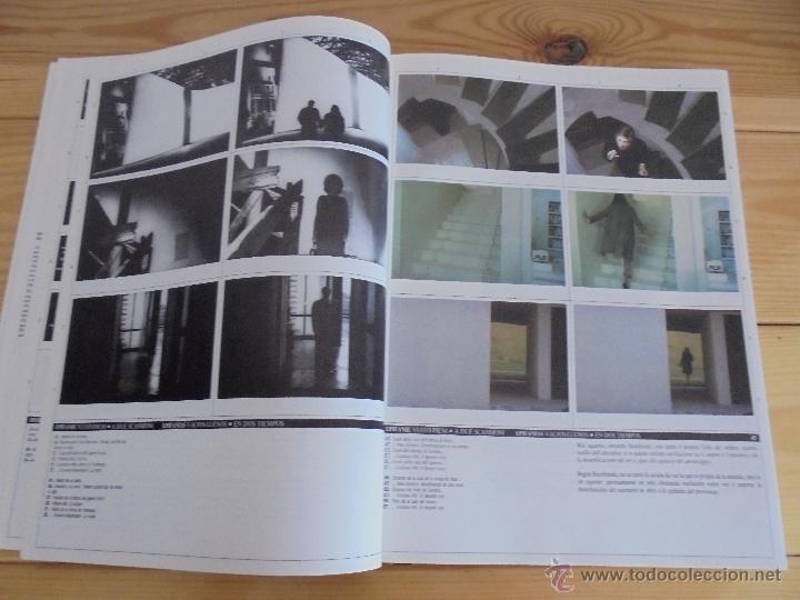 Libros de segunda mano: MICHELANGELO ANTONIONI ARCHITETTURE DELLA VISIONE. EDICION ITALIANO-ESPAÑOL. VER FOTOS ADJUNTAS. - Foto 9 - 50722062