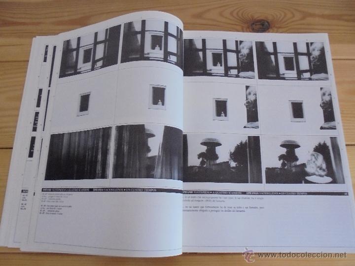 Libros de segunda mano: MICHELANGELO ANTONIONI ARCHITETTURE DELLA VISIONE. EDICION ITALIANO-ESPAÑOL. VER FOTOS ADJUNTAS. - Foto 10 - 50722062