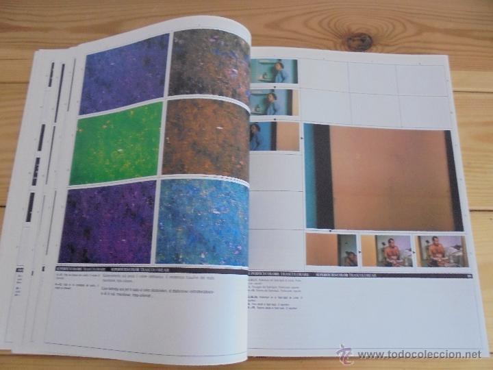 Libros de segunda mano: MICHELANGELO ANTONIONI ARCHITETTURE DELLA VISIONE. EDICION ITALIANO-ESPAÑOL. VER FOTOS ADJUNTAS. - Foto 11 - 50722062