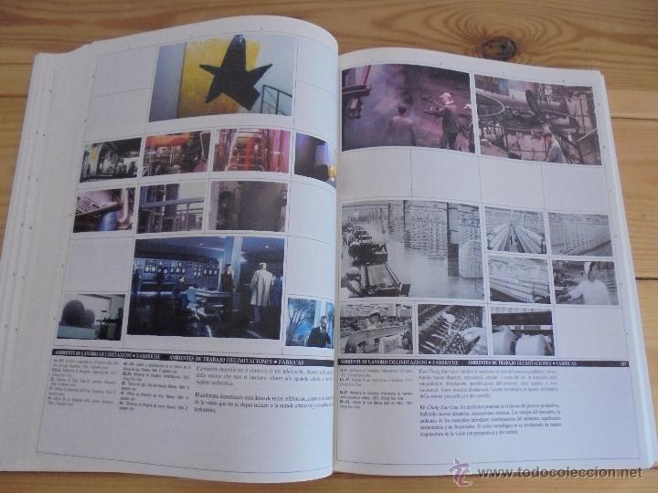 Libros de segunda mano: MICHELANGELO ANTONIONI ARCHITETTURE DELLA VISIONE. EDICION ITALIANO-ESPAÑOL. VER FOTOS ADJUNTAS. - Foto 14 - 50722062