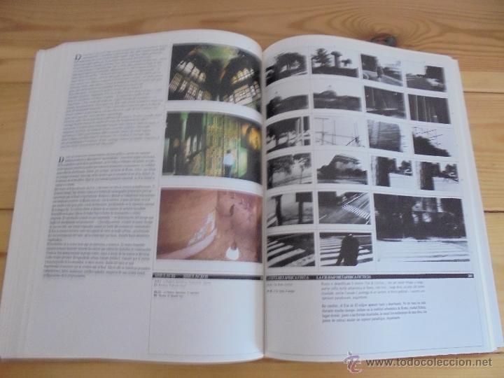 Libros de segunda mano: MICHELANGELO ANTONIONI ARCHITETTURE DELLA VISIONE. EDICION ITALIANO-ESPAÑOL. VER FOTOS ADJUNTAS. - Foto 16 - 50722062