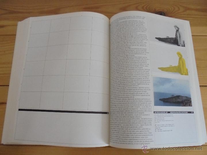 Libros de segunda mano: MICHELANGELO ANTONIONI ARCHITETTURE DELLA VISIONE. EDICION ITALIANO-ESPAÑOL. VER FOTOS ADJUNTAS. - Foto 18 - 50722062