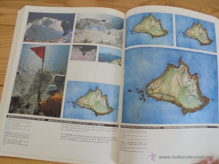 Libros de segunda mano: MICHELANGELO ANTONIONI ARCHITETTURE DELLA VISIONE. EDICION ITALIANO-ESPAÑOL. VER FOTOS ADJUNTAS. - Foto 19 - 50722062