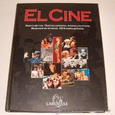 Libros de segunda mano: EL CINE. HISTORIA DEL CINE. TÉCNICAS Y PROCESOS. ACTORES Y DIRECTORES. RM70652. . Lote 50728924