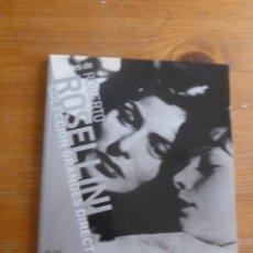 Libros de segunda mano: ROBERTO ROSELLINI. HELENE FRAPPAT. CAHIERS CINEMA. EL PAIS. 2008 95 PAG. Lote 50734901