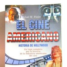 Libros de segunda mano: EL CINE AMERICANO - JOEL W.FINLER - MA NON TROPPO - 2010. Lote 50739684