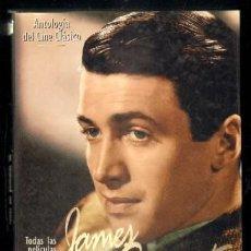 Libros de segunda mano: ANTOLOGÍA DEL CINE CLÁSICO. TODAS LAS PELICULAS DE JAMES STEWART. THOMAS, TONY A-CI-042. Lote 153057624