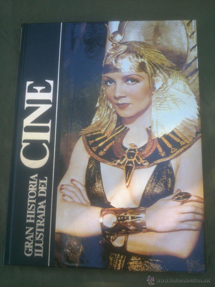 GRAN HISTORIA ILUSTRADA DEL CINE. SARPE 1984. VOLUMEN 2 (Libros de Segunda Mano - Bellas artes, ocio y coleccionismo - Cine)