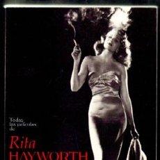 Libros de segunda mano: TODAS LAS PELICULAS DE RITA HAYWORTH. RINGGOLD, GENE. A-CI-556. Lote 51472555