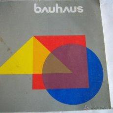 Libros de segunda mano: CATALOGO BAUHAUS 1976. Lote 51802093