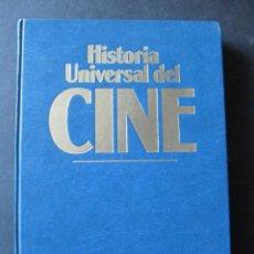 Libros de segunda mano: HISTORIA UNIVERSAL DEL CINE. TOMO 5. Lote 51940172