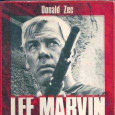 Libros de segunda mano: LIBRO LEE MARVÍN. EN FRANCÉS. PEDIDO MÍNIMO EN LIBROS: 4 TÍTULOS. Lote 52008371