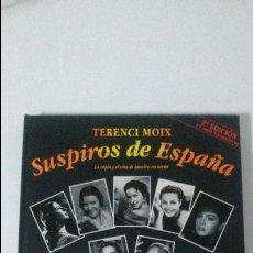 Livros em segunda mão: SUSPIROS DE ESPAÑA TERENCI MOIX-2ª EDICIÓN-PLAZA & JANES-1993-MÁS DE 400 FOTOS EN BLANCO Y NEGRO. Lote 52018574
