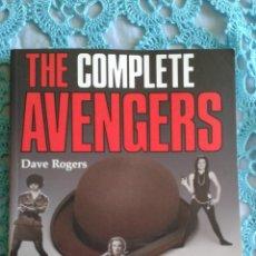 Libros de segunda mano: THE COMPLETE AVENGERS POR DAVE ROGERS, 1989, BOXTREE LTD.. Lote 52121802