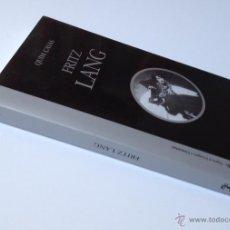 Libros de segunda mano: FRITZ LANG. QUIM CASAS. CÁTEDRA. CINE. NUEVO. Lote 52307640