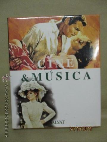 CINE & MUSICA -SALVAT VOL. II - COMO NUEVO (VER FOTOS) (Libros de Segunda Mano - Bellas artes, ocio y coleccionismo - Cine)