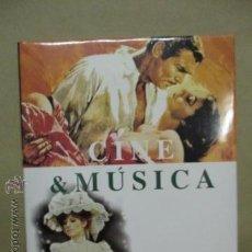 Libros de segunda mano: CINE & MUSICA -SALVAT VOL. II - COMO NUEVO (VER FOTOS). Lote 52457875