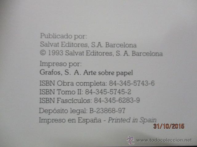Libros de segunda mano: CINE & MUSICA -SALVAT VOL. II - como NUEVO (ver fotos) - Foto 6 - 52457875