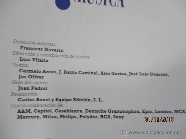 Libros de segunda mano: CINE & MUSICA -SALVAT VOL. II - como NUEVO (ver fotos) - Foto 7 - 52457875