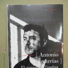 Libros de segunda mano: ANTONIO CHAVARRÍAS - EL CINEASTA DE L'OMBRA (CINEASTES) (CATALÁN) TAPA BLANDA – 1ª EDICIÓ 2012. Lote 52522732