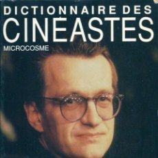 Libros de segunda mano: DICTIONNAIRE DES CINEASTES ( EN FRANCÉS ). Lote 52593551