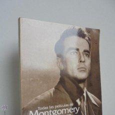 Libros de segunda mano: TODAS LAS PELICULAS DE MONTGOMERY CLIFT. JUDITH M. KASS. PROLOGO DE BROOKS CLIFT. VER FOTOGRAFIAS.. Lote 52645155