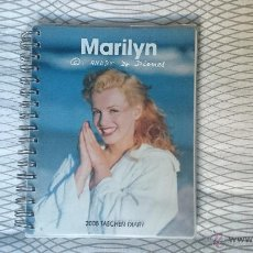 Libros de segunda mano: AGENDA 2005 MARILYN MONROE CON FOTOS DE ANDRE DE DIENES. Lote 52831477