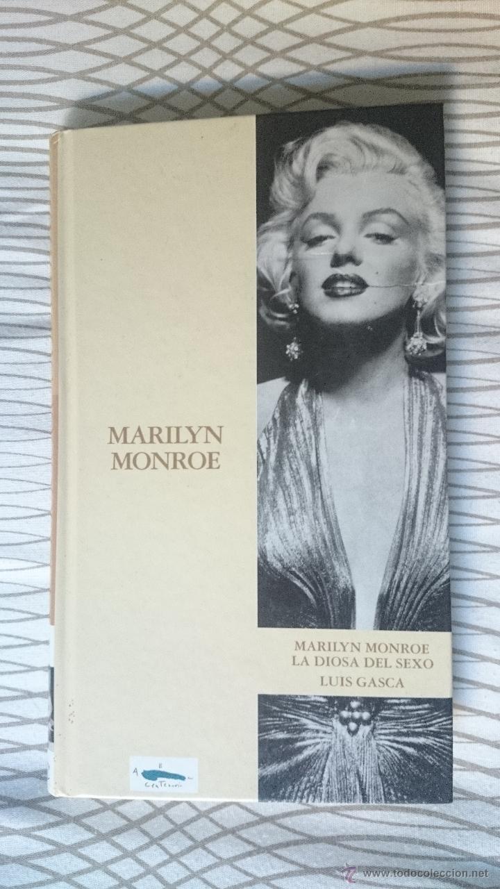 BIOGRAFIA MARILYN MONROE (Libros de Segunda Mano - Bellas artes, ocio y coleccionismo - Cine)