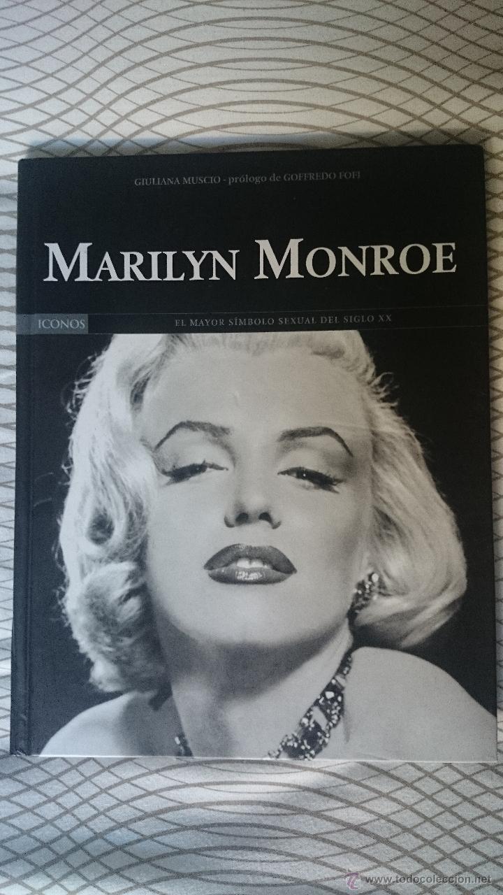 LIBRO BIOGRAFIA MARILYN MONROE (Libros de Segunda Mano - Bellas artes, ocio y coleccionismo - Cine)