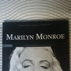 Libros de segunda mano: LIBRO BIOGRAFIA MARILYN MONROE. Lote 52831598