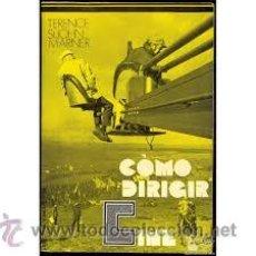 Libros de segunda mano: COMO DIRIGIR CINE TERENCE ST.JOHN MARNER 1976 EDITORIAL FUNDAMENTOS. Lote 52839327