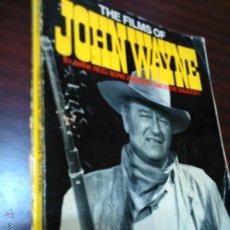 Libros de segunda mano: THE FILMS OF JOHN WAYNE, MARK RICCI, EN INGLES -. Lote 52855457